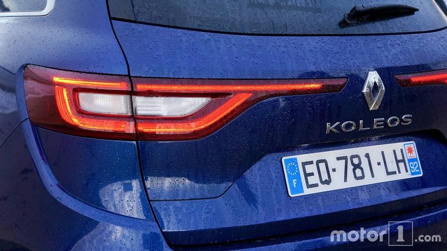 Essai Renault Koleos Intens dCi 175