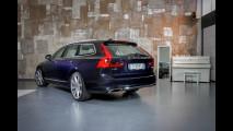 Volvo V90, la prova di carico 009