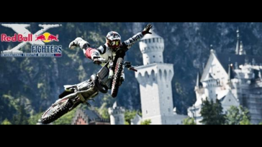 Red Bull X-Fighters 2012: in volo nei cieli bavaresi