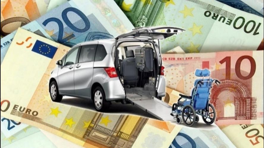 Guida autonoma, aiuterà le persone con disabilità