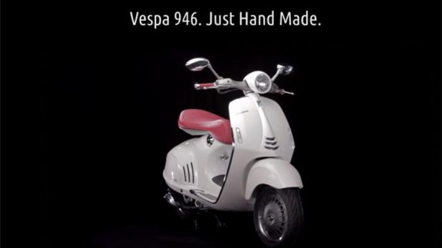 "Vespa 946 ""The Making of"" – VIDEO"