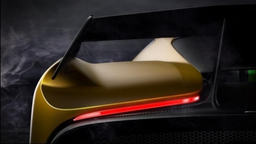 Pininfarina, al Salone di Ginevra la sportiva con Emerson Fittipaldi