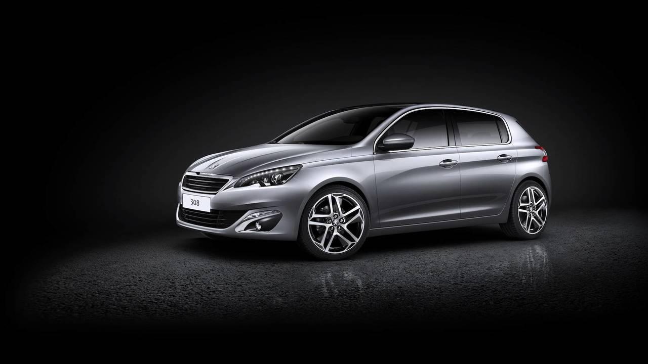 2014: Peugeot 308