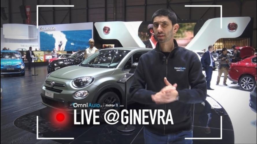 Salone di Ginevra, le Fiat S-Design dettaglio per dettaglio [VIDEO]