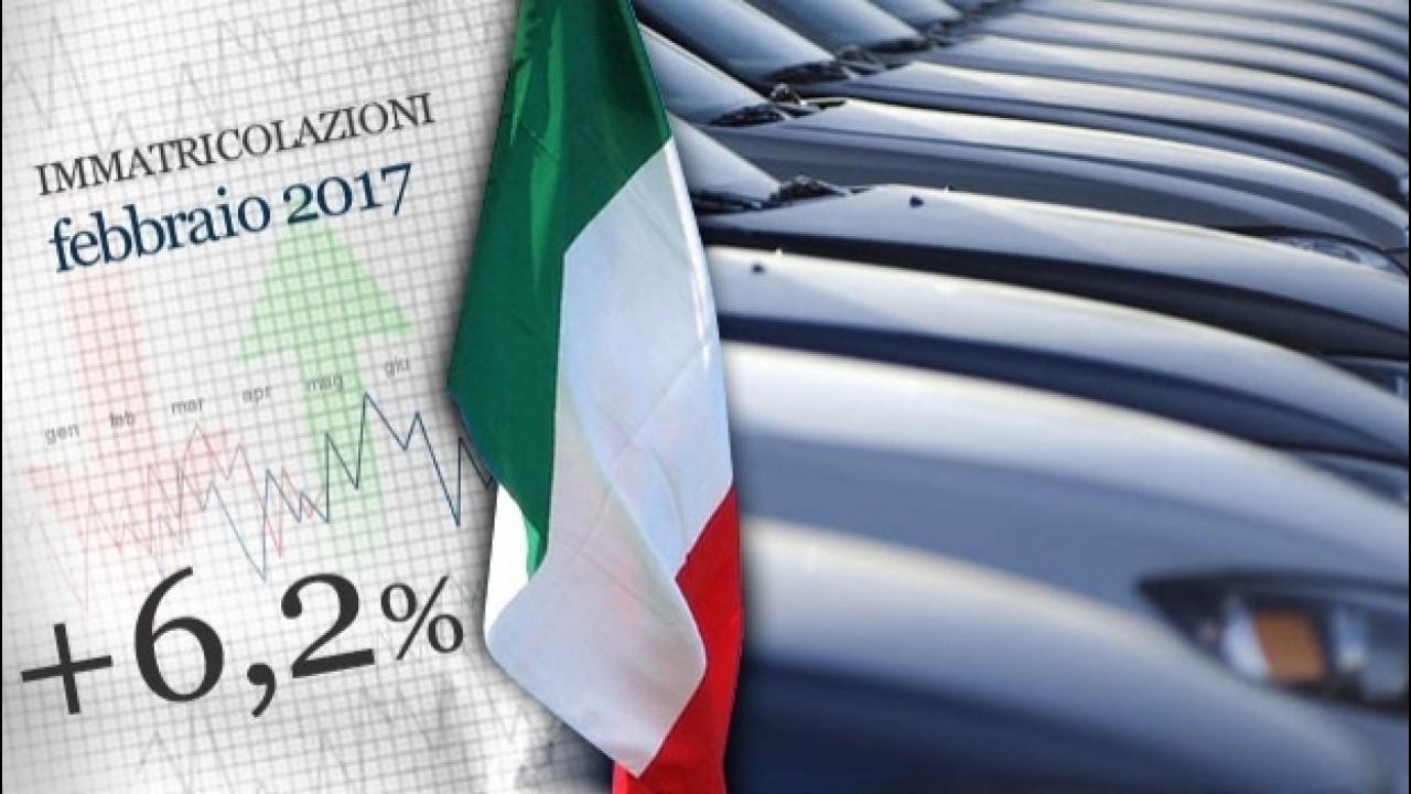 [Copertina] - Mercato auto, l'Italia continua a crescere