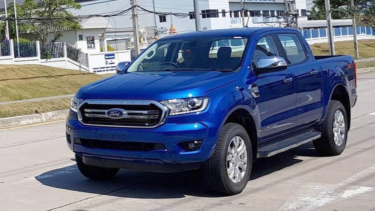 Ford Ranger - Reestilização