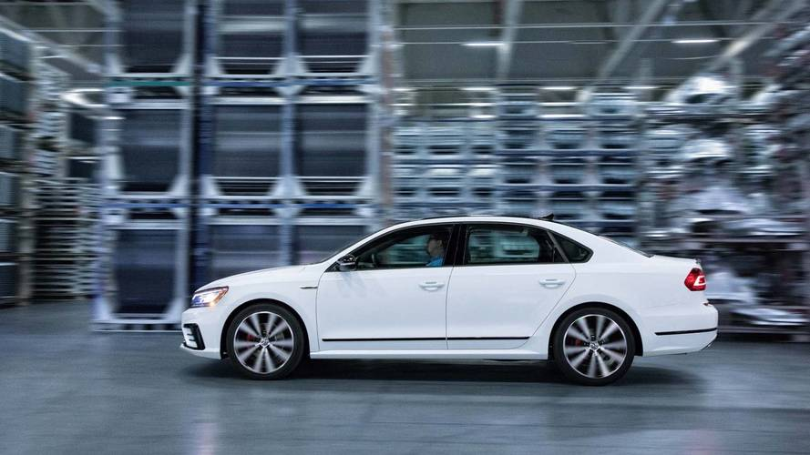 Low Demand For U.S.-Spec Passat Forcing VW To Pause Production