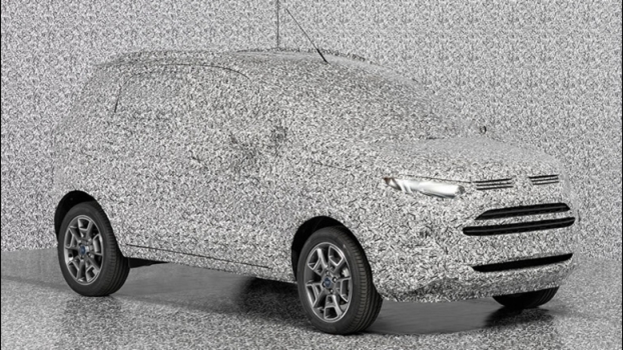 [Copertina] - Le Ford su strada si mimetizzano così