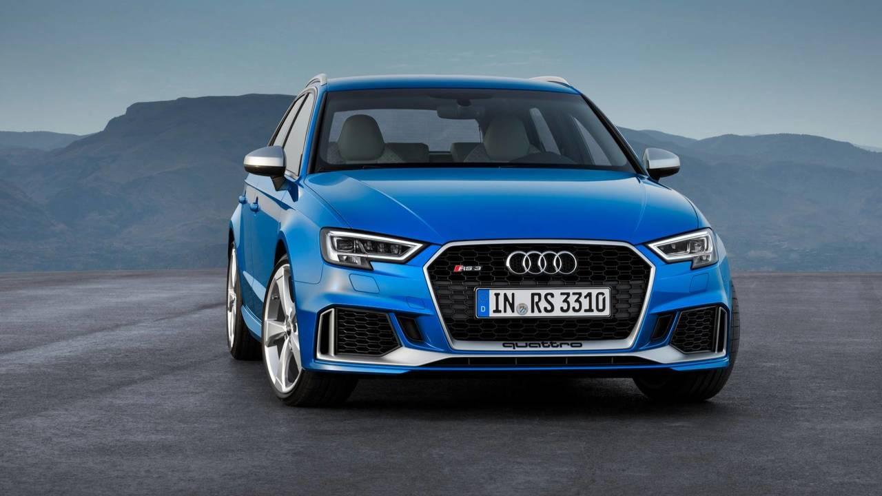 Audi RS 3 Sportback (2017)
