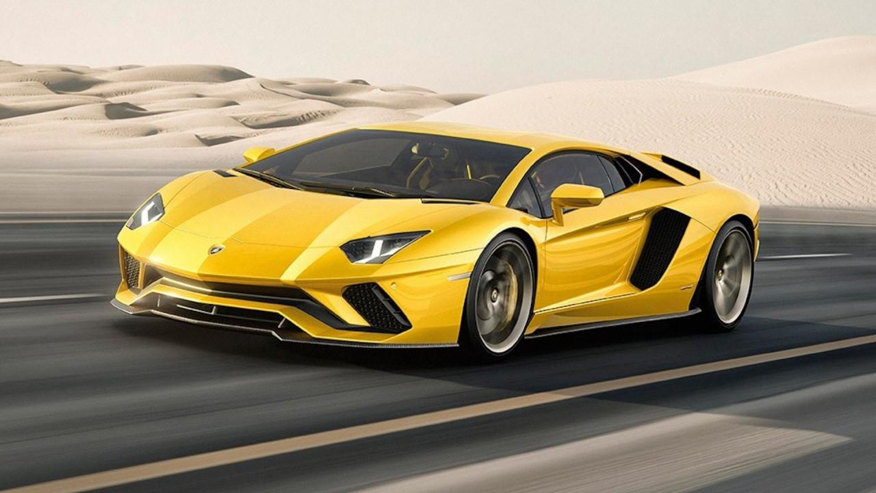 [Copertina] - Lamborghini, l'erede dell'Aventador sarà ibrida, forse