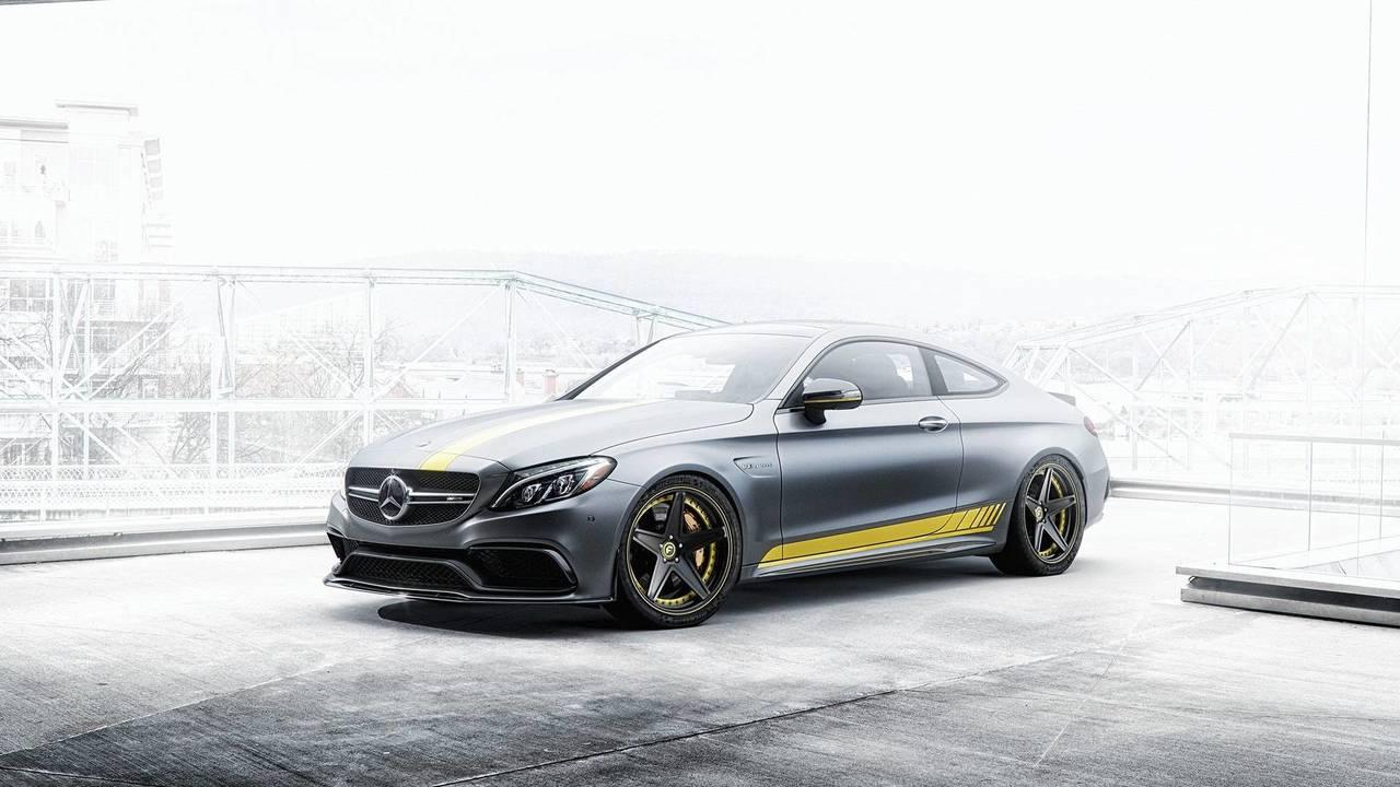 Mercedes-AMG C63 Edition 1 - Forgiato