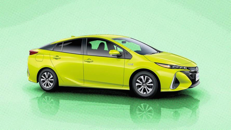 10 Most Fuel-Efficient Plug-In Hybrids