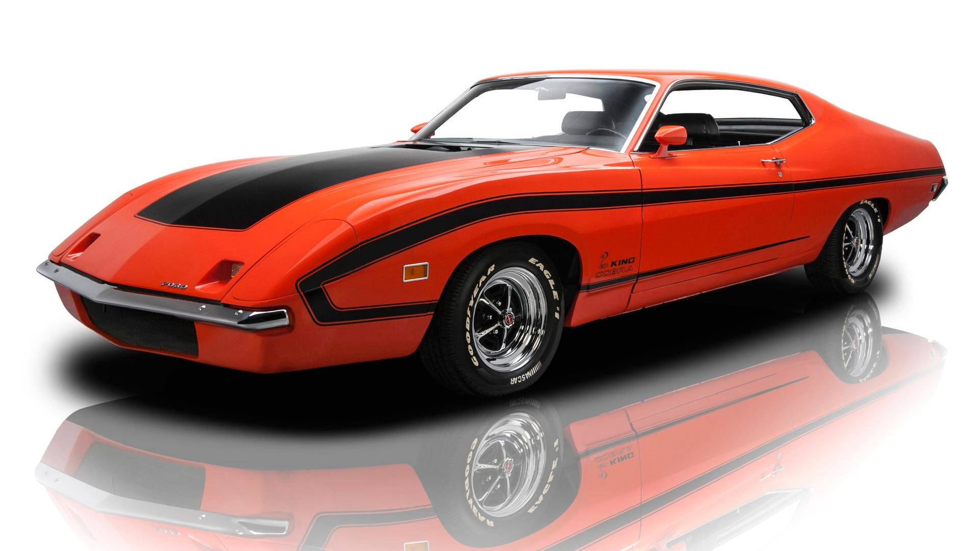 1970 Ford Torino King Cobra Prototype Priced At More Than A