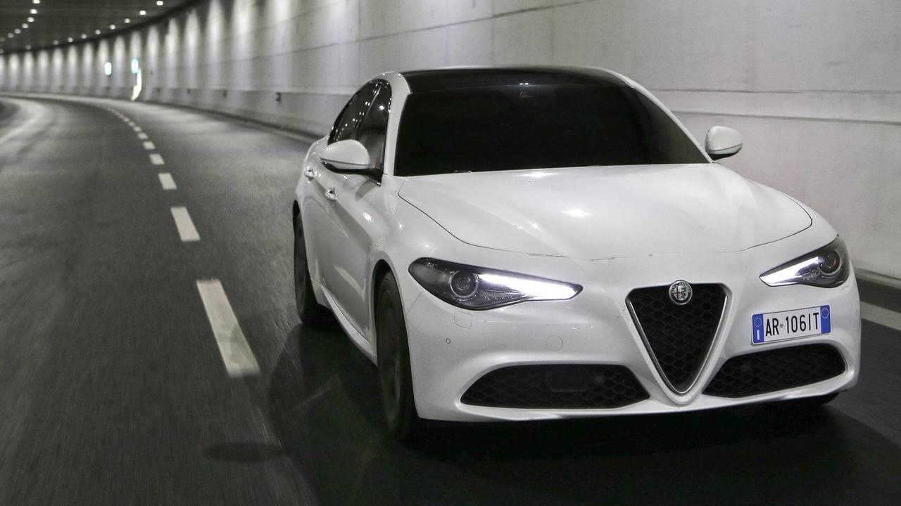 2016 - Alfa Romeo Giulia