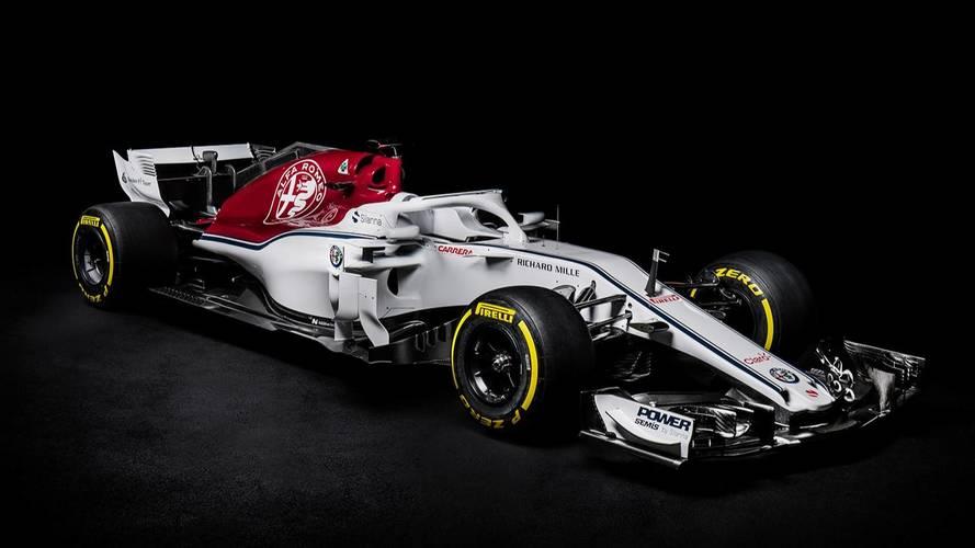 Sauber desvela el primer coche tras su unión con Alfa Romeo