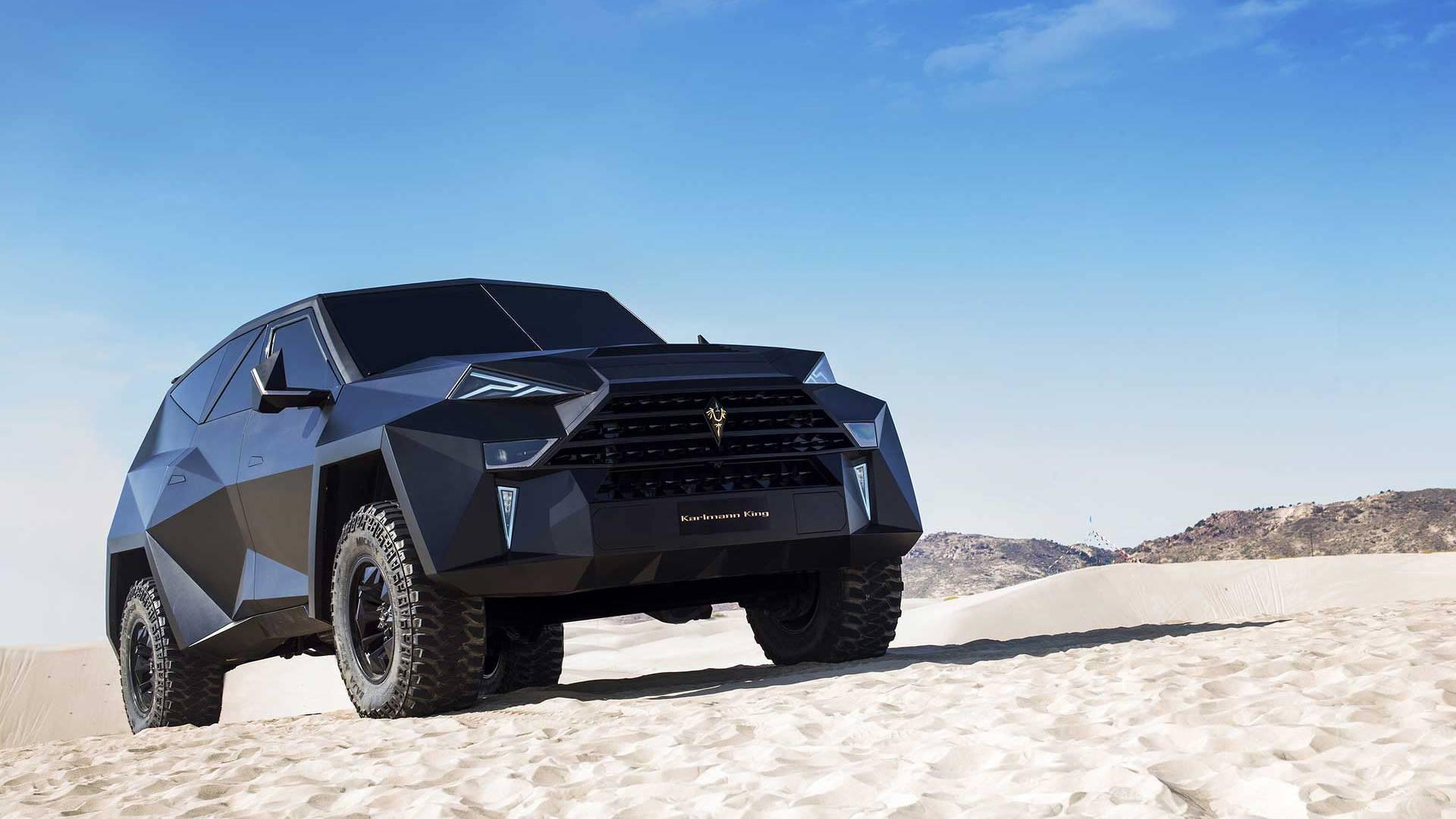 Karlmann King - Le SUV le plus cher du monde