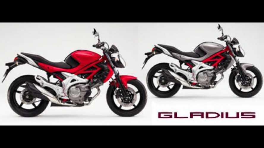 "Suzuki Gladius vince il ""Good Design Award"""
