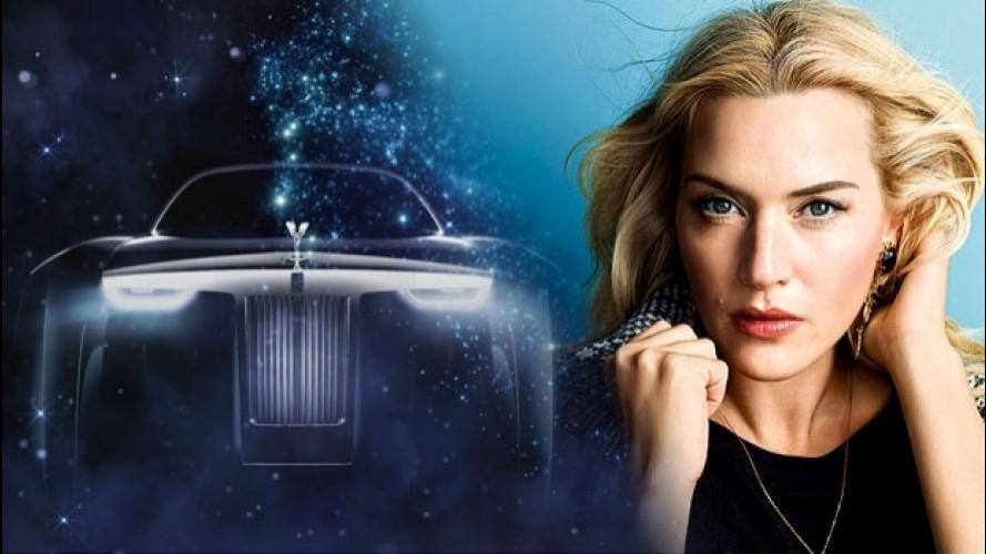 [Copertina] - Rolls-Royce, Kate Winslet racconta la storia del lusso [VIDEO]