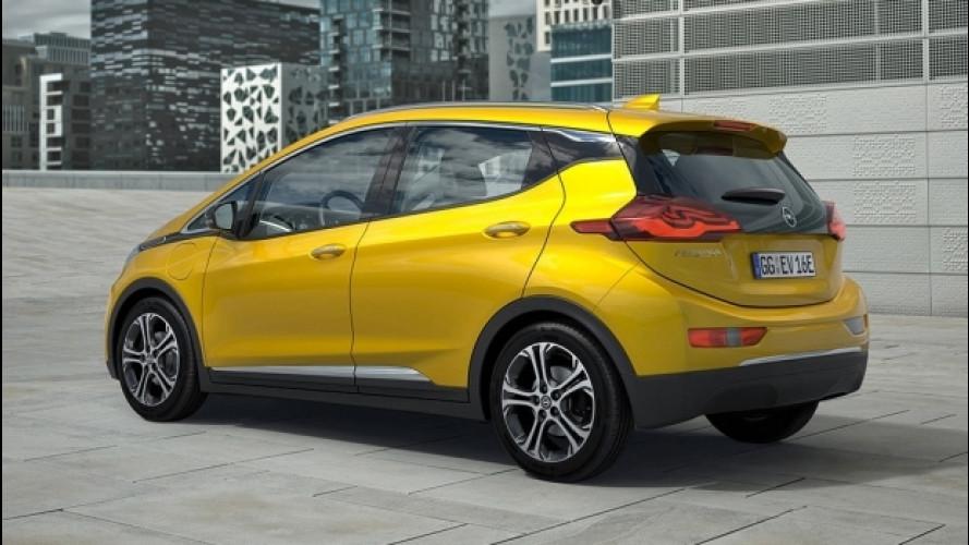 Opel Ampera-e, ecco perché debutta in Norvegia (e non da noi)
