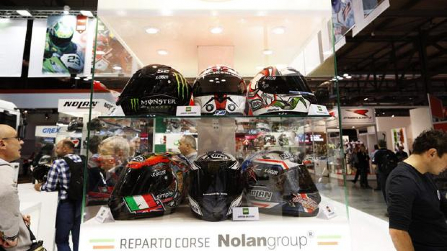 Nolan Group a EICMA 2013