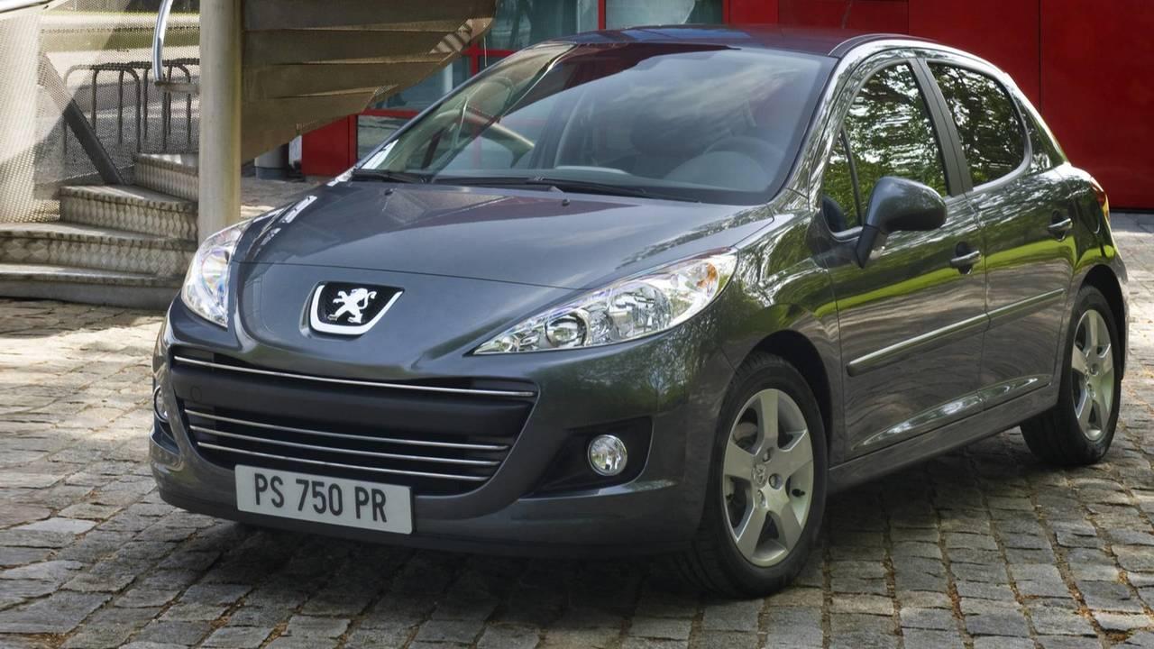 9 - Peugeot 207
