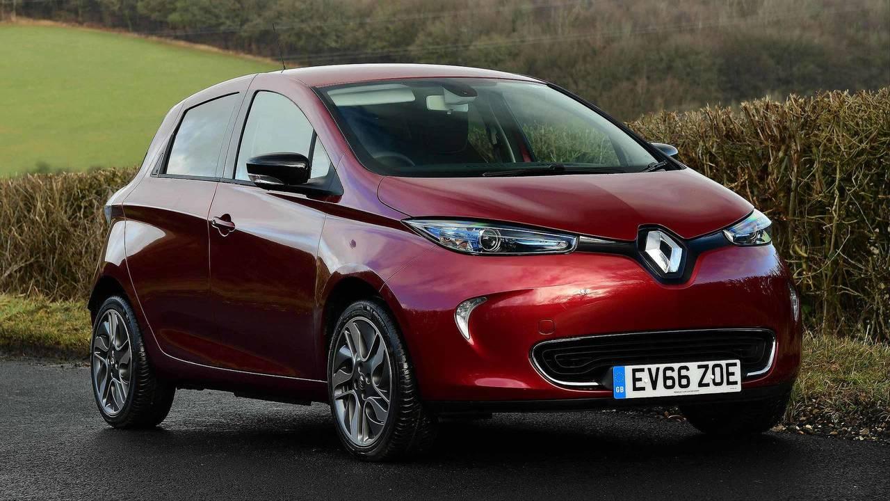 5. Renault Zoe (41 kWh) ✶✶✶✶✶