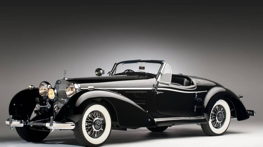 Los 5 mejores Mercedes-Benz de la historia... según la propia marca