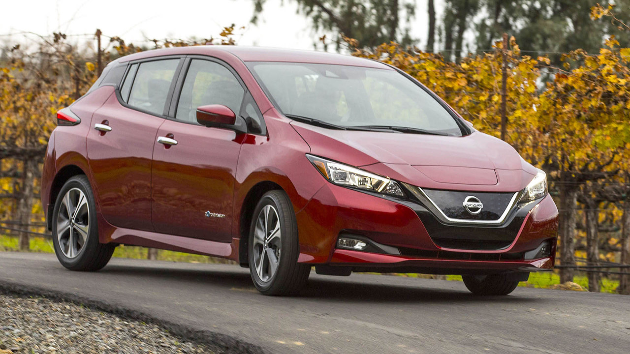 World Green Car of the Year: Nissan Leaf