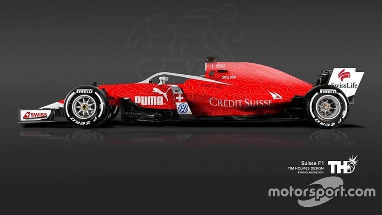 F1 Team Suíça