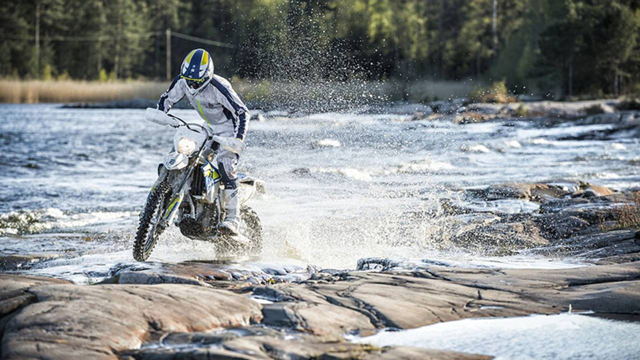 Thing of Beauty - Director's Cut of the 2016 Husqvarna Enduro video, They Make it Look Easy