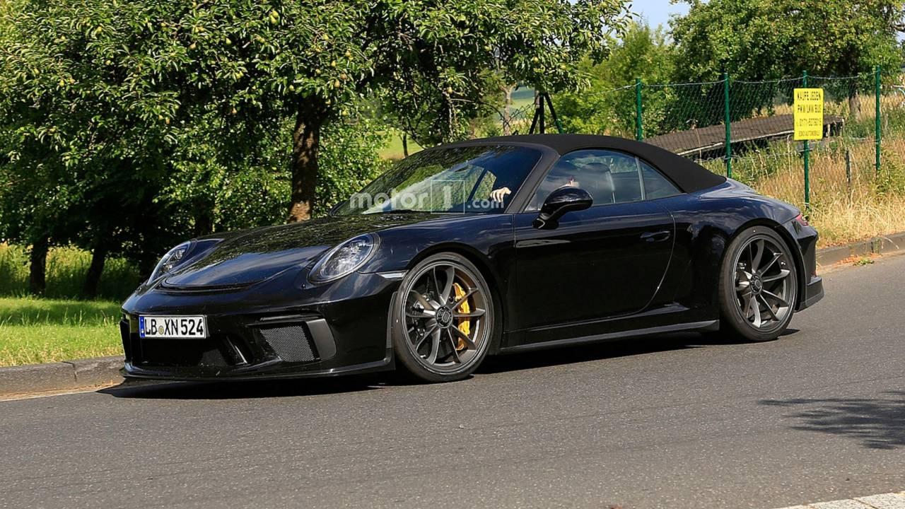 Porsche 911 GT3 Cabrio