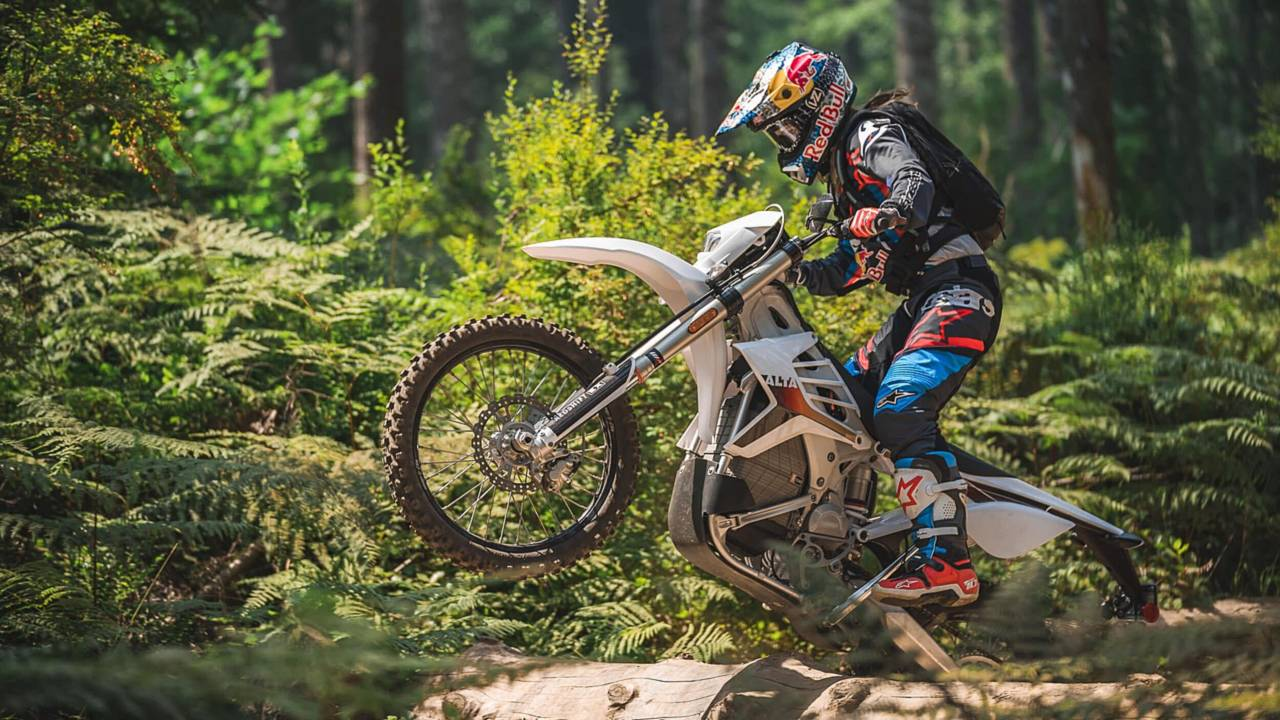 New Alta Motors EXR Launched at Erzberg Rodeo