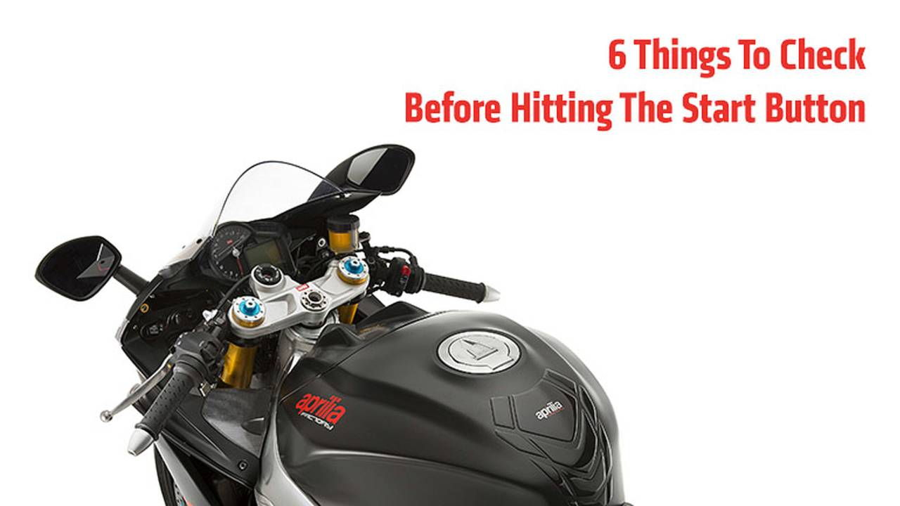 6 Things to Check Before Hitting the Start Button