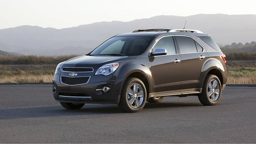 DriveApart Review: 2013 Chevy Equinox AWD LTZ 3.6 V6