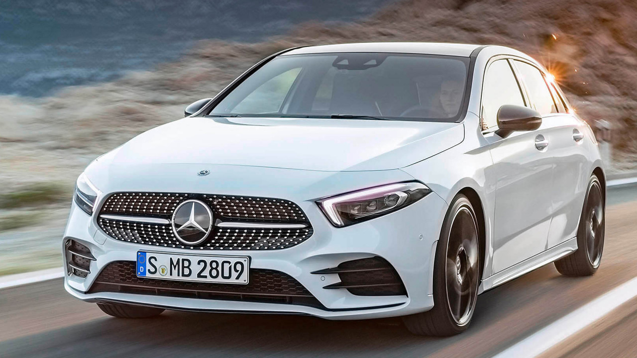 Mercedes A-Klasse: Renault