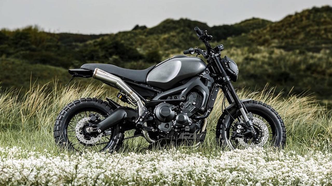 Yamaha's Yard Built Program Unveils XSR900 Custom Build