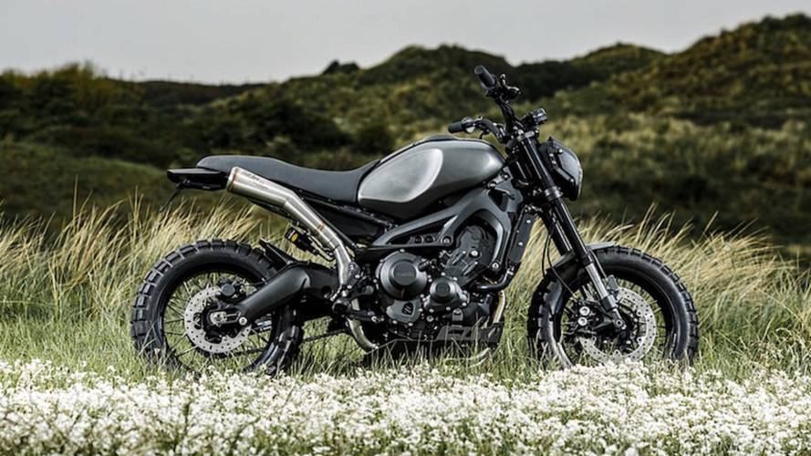 Yamaha's Yard Built Program Unveils XSR900 Custom Build