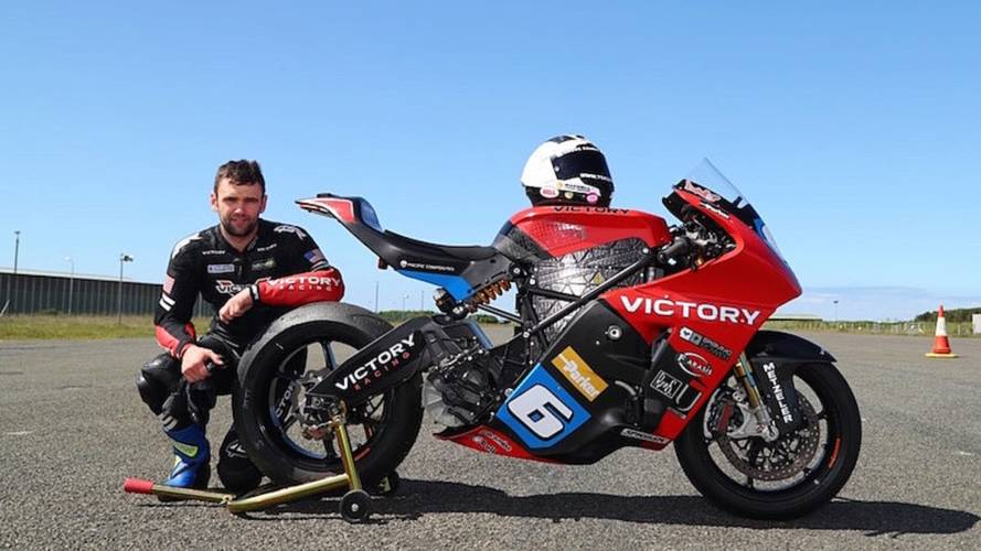 Dunlop, Victory Eager to Impress at IoM TT