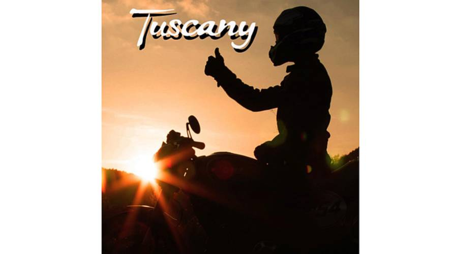 MotoGeo Thrashes Ducati Scrambler Cafe Racer through Tuscany