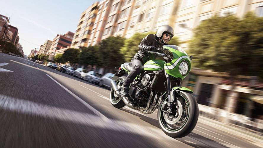 Kawasaki Gets Meta and Unveils the Z900RS Cafe