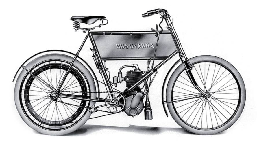 The Early History of Husqvarna Motorcycles