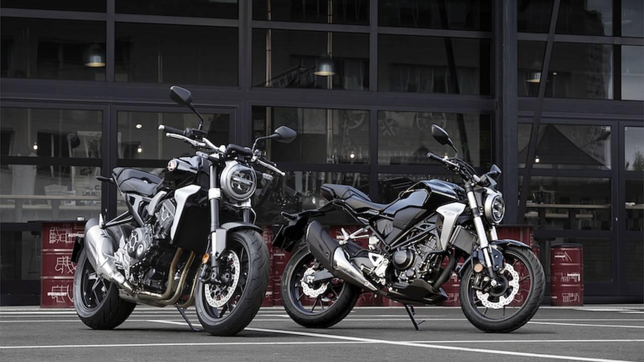 Honda's CB300R Stylin' Lightweight Arrives