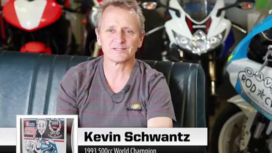 An interview with Kevin Schwantz
