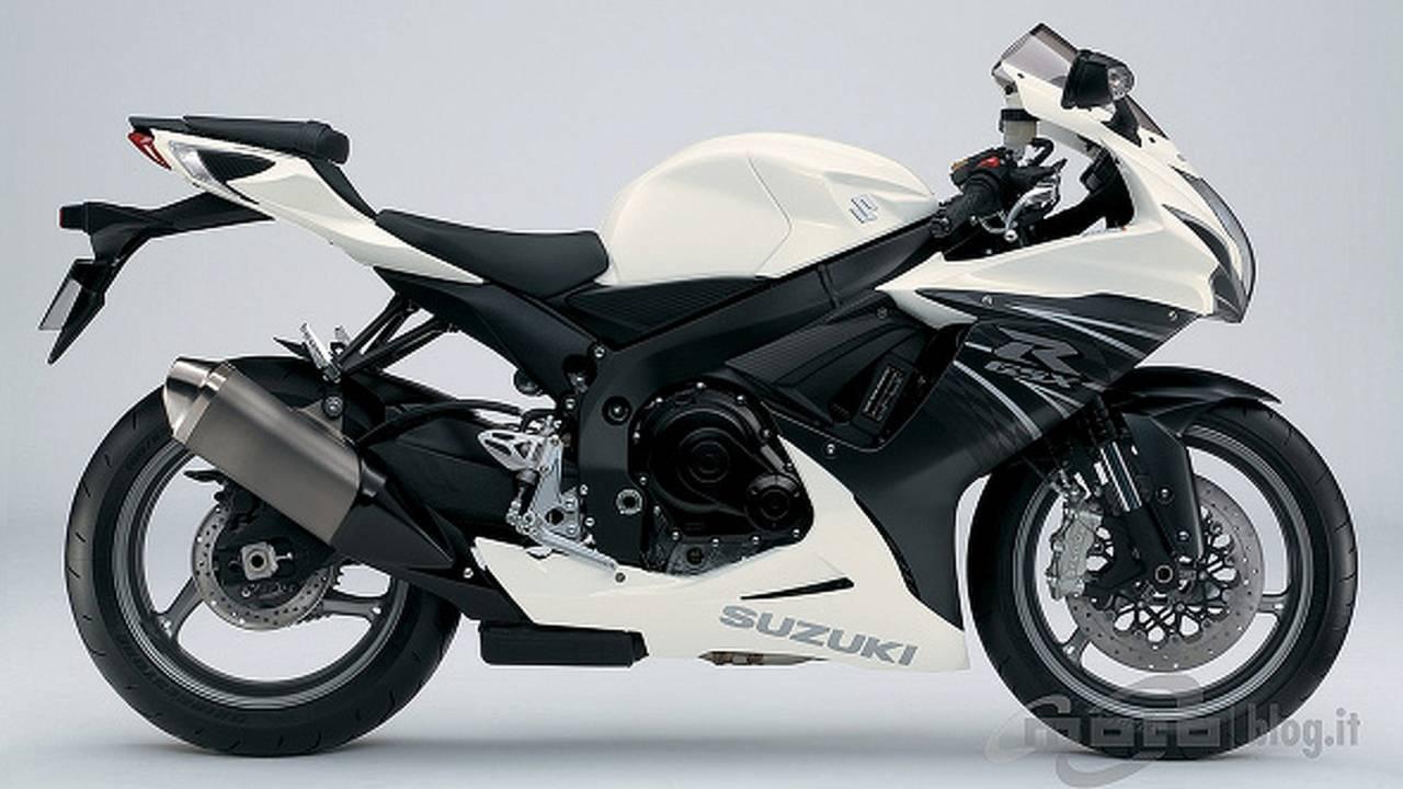 2011 Suzuki GSX-R600 and 750: I can haz 1000 looks too?