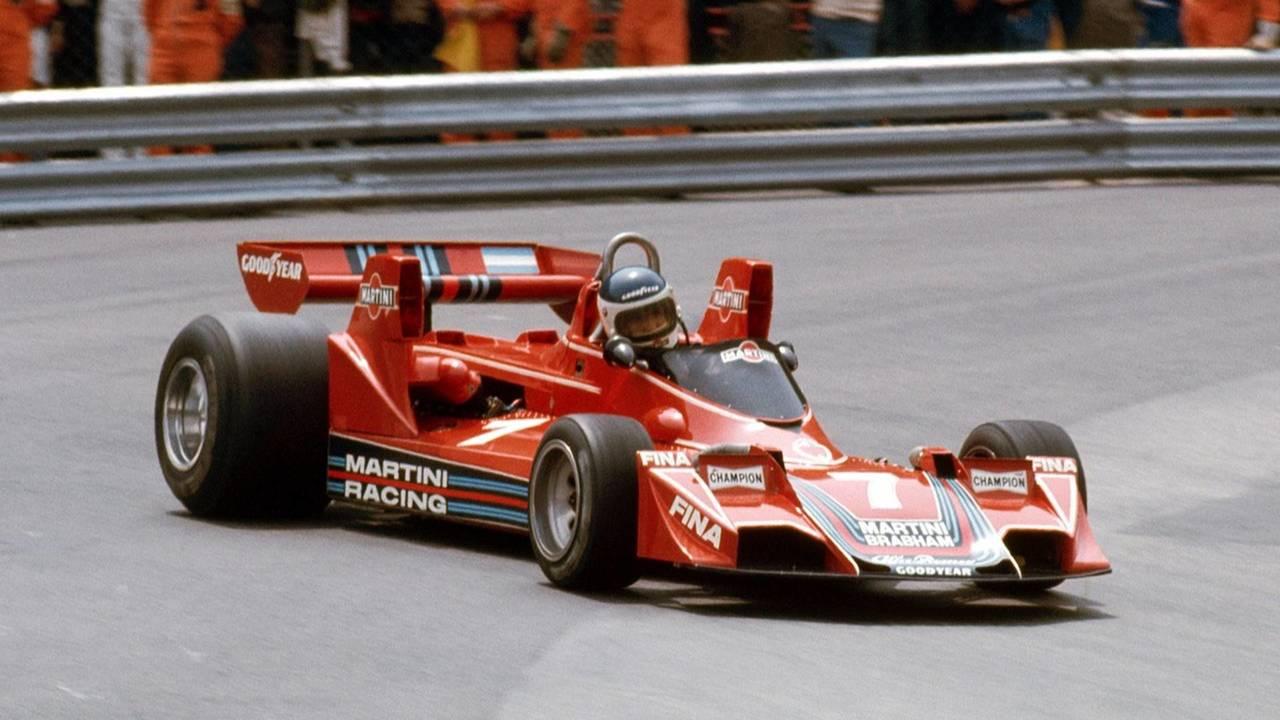 1976 Martini Brabham BT45