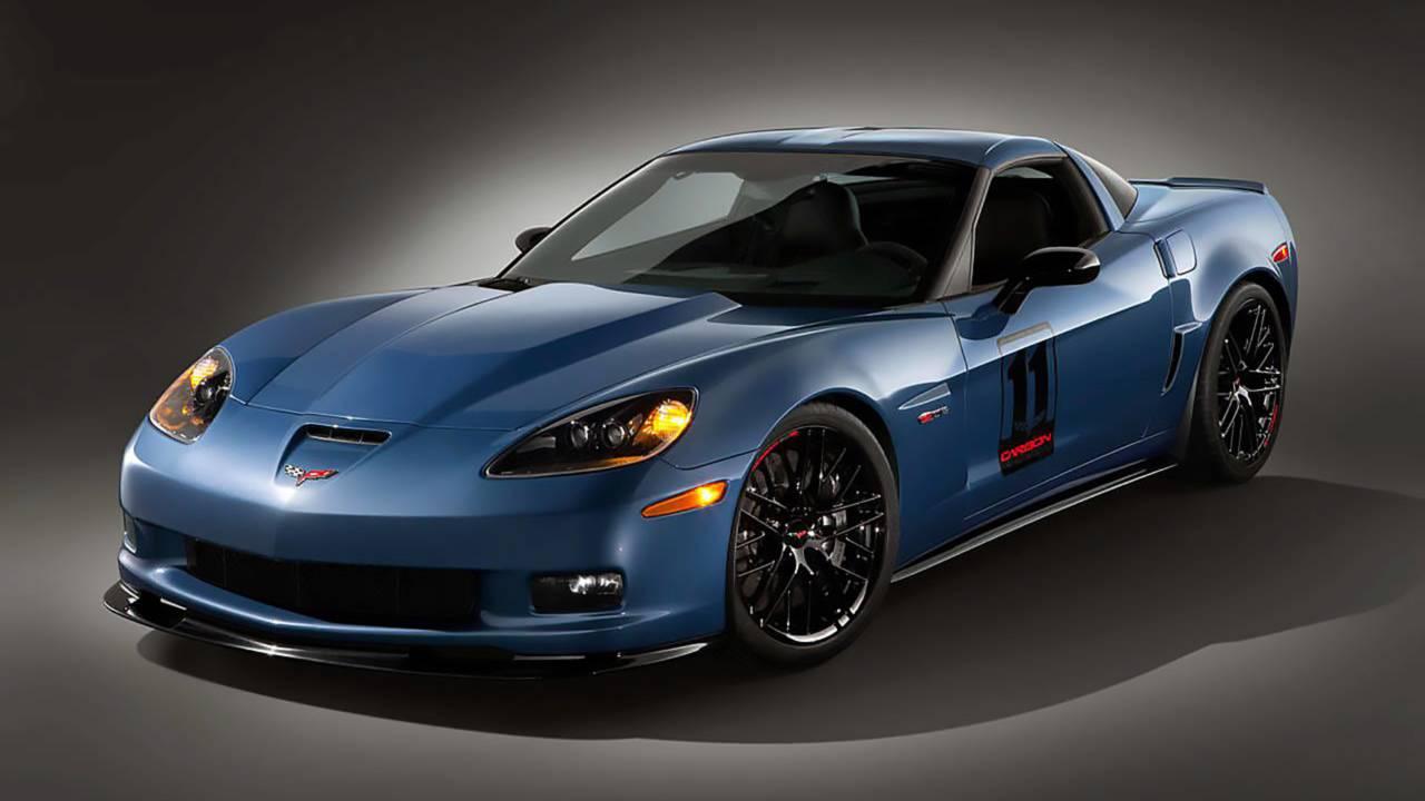 5. 7:22.68 – 2011 Corvette Z06