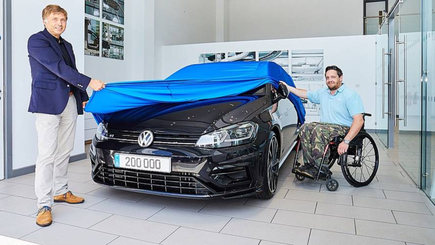 Volkswagen Delivers 200,000th R Model
