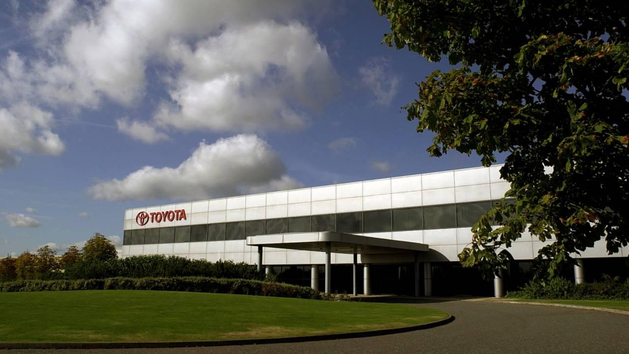 Toyota factory, Burnaston