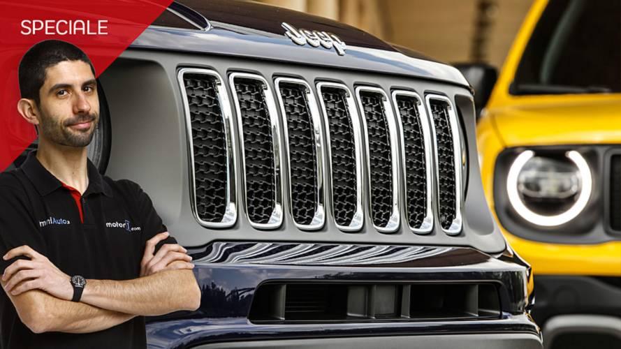 Jeep Renegade, i segreti dei nuovi 1.0 e 1.3 benzina di FCA