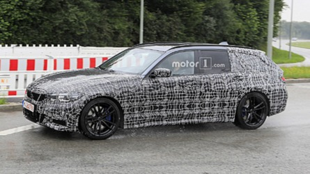 The Not-For-America BMW 3 Series Wagon Coming In A Few Weeks